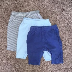 3 Circo infant pants. Size 0-3